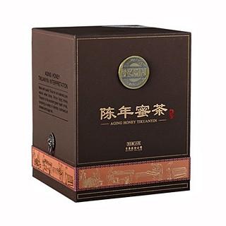 日春陈年蜜茶2007