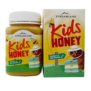 streamland kids honey 儿童蜂蜜