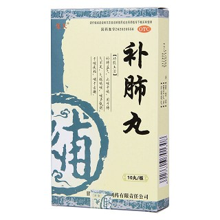 补肺丸(9g*10丸/盒)